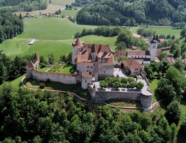 Château de Gruyère